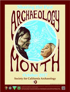 2017 Archaeology Month Poster v4